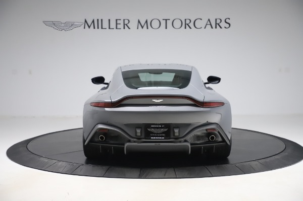 New 2020 Aston Martin Vantage Coupe for sale $165,381 at Pagani of Greenwich in Greenwich CT 06830 6