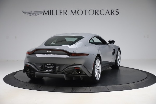 New 2020 Aston Martin Vantage Coupe for sale $165,381 at Pagani of Greenwich in Greenwich CT 06830 7