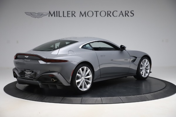 New 2020 Aston Martin Vantage Coupe for sale $165,381 at Pagani of Greenwich in Greenwich CT 06830 8