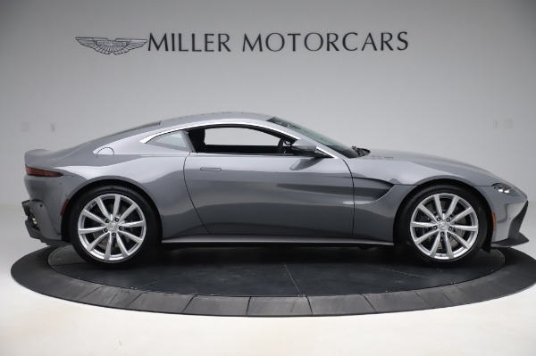 New 2020 Aston Martin Vantage Coupe for sale $165,381 at Pagani of Greenwich in Greenwich CT 06830 9