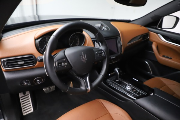 Used 2018 Maserati Levante GranSport for sale Sold at Pagani of Greenwich in Greenwich CT 06830 13