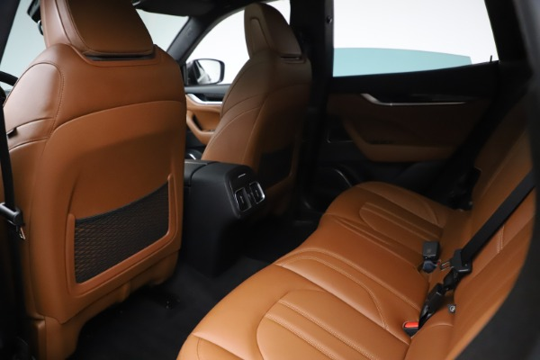 Used 2018 Maserati Levante GranSport for sale Sold at Pagani of Greenwich in Greenwich CT 06830 18