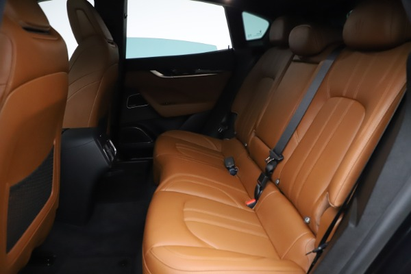 Used 2018 Maserati Levante GranSport for sale Sold at Pagani of Greenwich in Greenwich CT 06830 19
