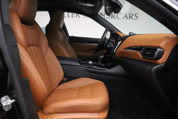 Used 2018 Maserati Levante GranSport for sale Sold at Pagani of Greenwich in Greenwich CT 06830 22