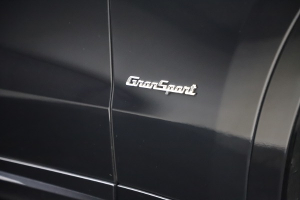 Used 2018 Maserati Levante GranSport for sale Sold at Pagani of Greenwich in Greenwich CT 06830 26