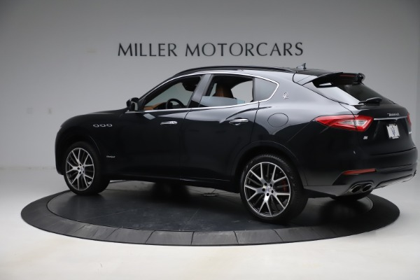 Used 2018 Maserati Levante GranSport for sale Sold at Pagani of Greenwich in Greenwich CT 06830 4