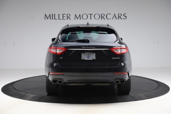 Used 2018 Maserati Levante GranSport for sale Sold at Pagani of Greenwich in Greenwich CT 06830 6