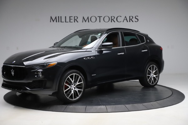 Used 2018 Maserati Levante GranSport for sale Sold at Pagani of Greenwich in Greenwich CT 06830 1