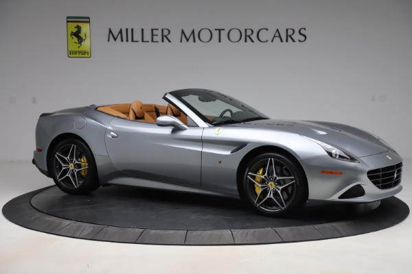 Used 2017 Ferrari California T for sale Sold at Pagani of Greenwich in Greenwich CT 06830 10