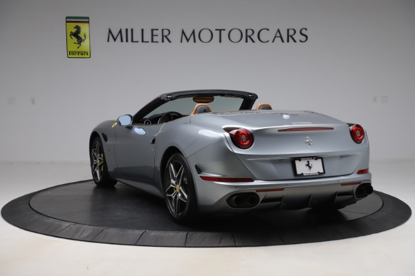 Used 2017 Ferrari California T for sale Sold at Pagani of Greenwich in Greenwich CT 06830 5