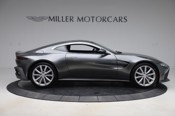 New 2020 Aston Martin Vantage Coupe for sale Sold at Pagani of Greenwich in Greenwich CT 06830 10