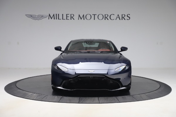 New 2020 Aston Martin Vantage for sale $177,481 at Pagani of Greenwich in Greenwich CT 06830 11