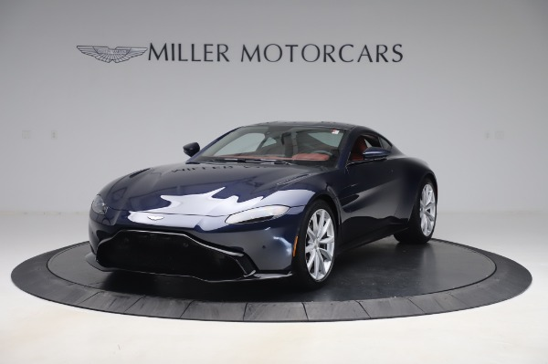 New 2020 Aston Martin Vantage for sale $177,481 at Pagani of Greenwich in Greenwich CT 06830 12