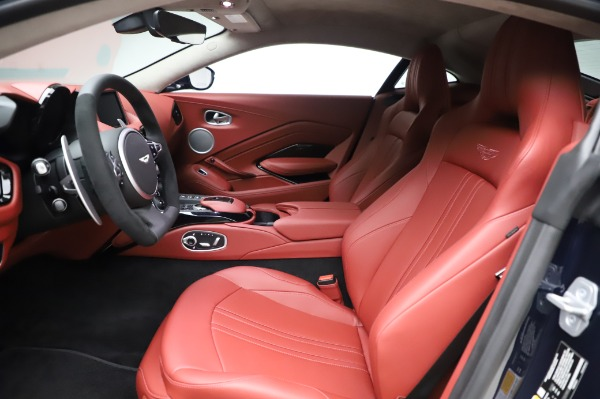 New 2020 Aston Martin Vantage for sale $177,481 at Pagani of Greenwich in Greenwich CT 06830 13