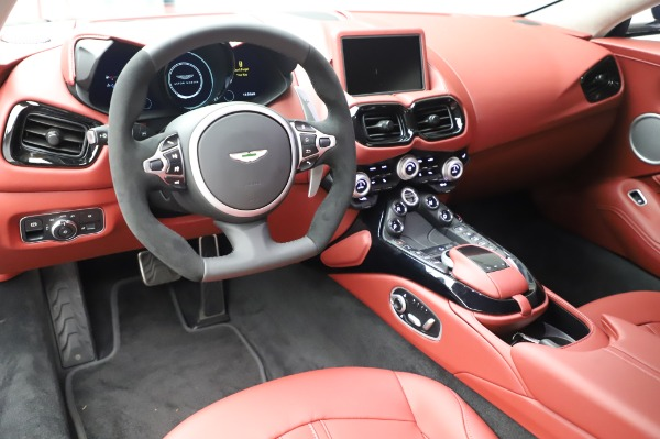 New 2020 Aston Martin Vantage Coupe for sale $177,481 at Pagani of Greenwich in Greenwich CT 06830 14