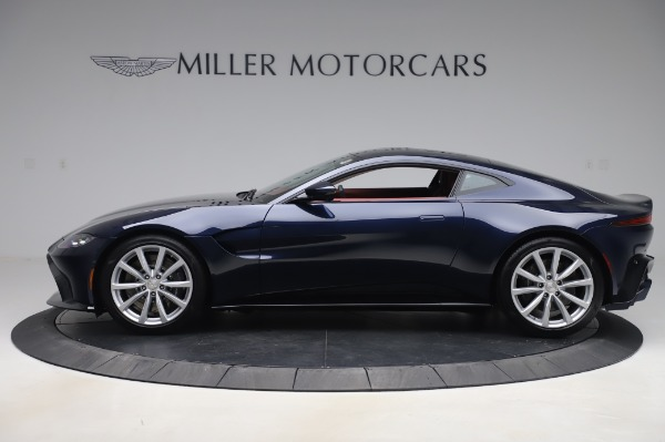 New 2020 Aston Martin Vantage for sale $177,481 at Pagani of Greenwich in Greenwich CT 06830 2