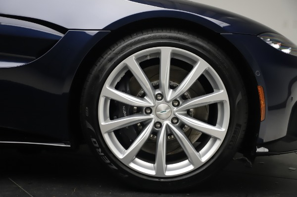 New 2020 Aston Martin Vantage for sale $177,481 at Pagani of Greenwich in Greenwich CT 06830 20
