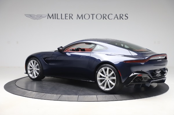 New 2020 Aston Martin Vantage for sale $177,481 at Pagani of Greenwich in Greenwich CT 06830 3