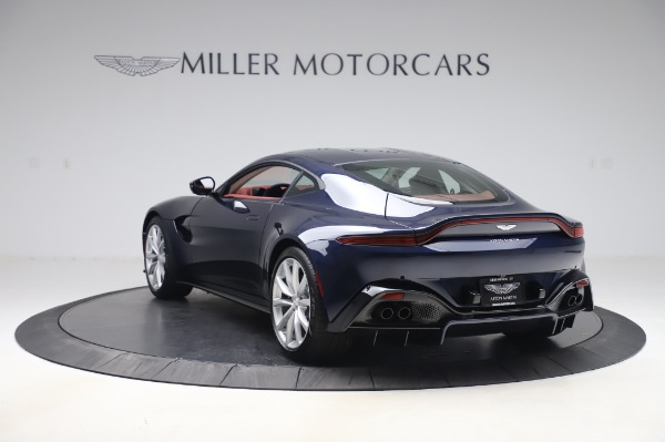 New 2020 Aston Martin Vantage for sale $177,481 at Pagani of Greenwich in Greenwich CT 06830 4