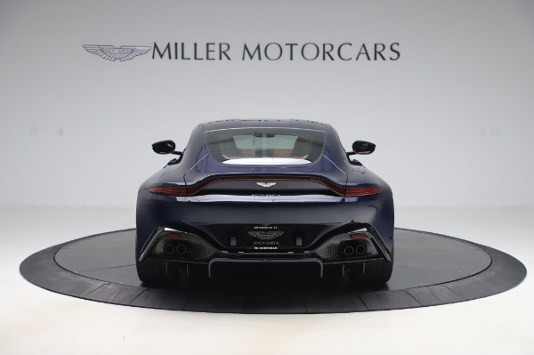 New 2020 Aston Martin Vantage for sale $177,481 at Pagani of Greenwich in Greenwich CT 06830 5