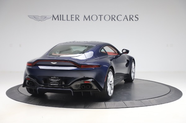 New 2020 Aston Martin Vantage Coupe for sale $177,481 at Pagani of Greenwich in Greenwich CT 06830 6