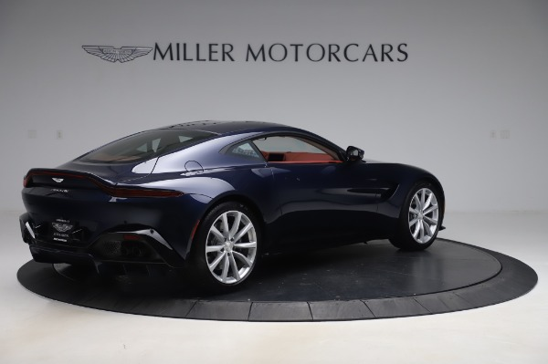 New 2020 Aston Martin Vantage Coupe for sale $177,481 at Pagani of Greenwich in Greenwich CT 06830 7