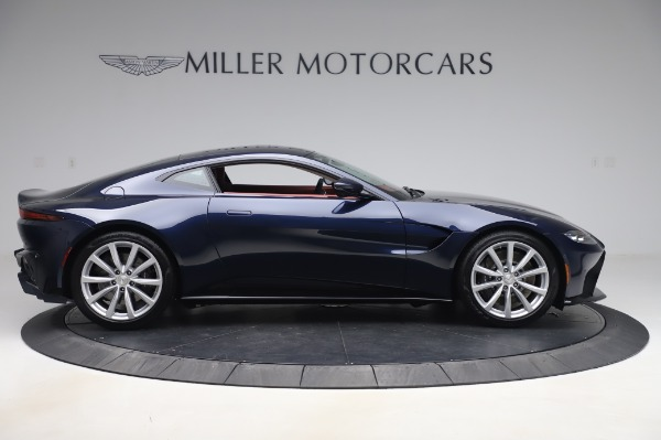 New 2020 Aston Martin Vantage for sale $177,481 at Pagani of Greenwich in Greenwich CT 06830 8