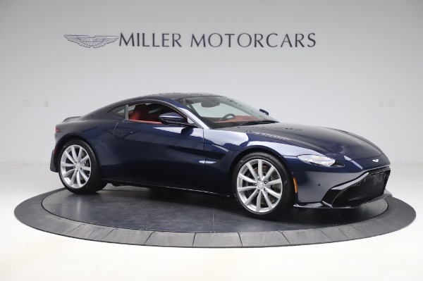 New 2020 Aston Martin Vantage Coupe for sale $177,481 at Pagani of Greenwich in Greenwich CT 06830 9