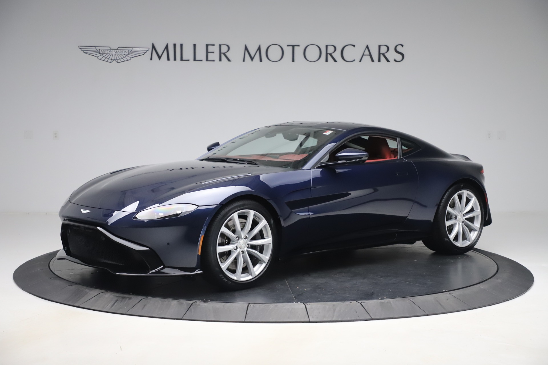 New 2020 Aston Martin Vantage for sale $177,481 at Pagani of Greenwich in Greenwich CT 06830 1