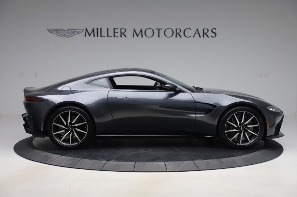 New 2020 Aston Martin Vantage Coupe for sale $182,781 at Pagani of Greenwich in Greenwich CT 06830 10