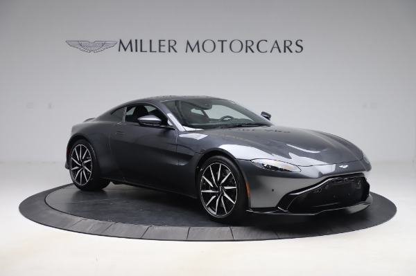 New 2020 Aston Martin Vantage Coupe for sale $182,781 at Pagani of Greenwich in Greenwich CT 06830 12