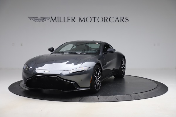 New 2020 Aston Martin Vantage Coupe for sale $182,781 at Pagani of Greenwich in Greenwich CT 06830 3