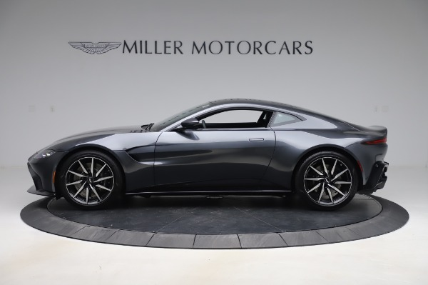 New 2020 Aston Martin Vantage Coupe for sale $182,781 at Pagani of Greenwich in Greenwich CT 06830 4