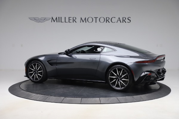 New 2020 Aston Martin Vantage Coupe for sale $182,781 at Pagani of Greenwich in Greenwich CT 06830 5