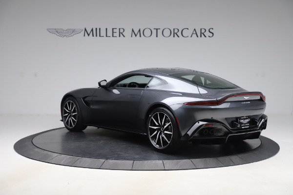 New 2020 Aston Martin Vantage Coupe for sale $182,781 at Pagani of Greenwich in Greenwich CT 06830 6