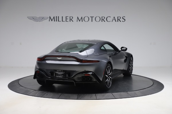 New 2020 Aston Martin Vantage Coupe for sale $182,781 at Pagani of Greenwich in Greenwich CT 06830 8