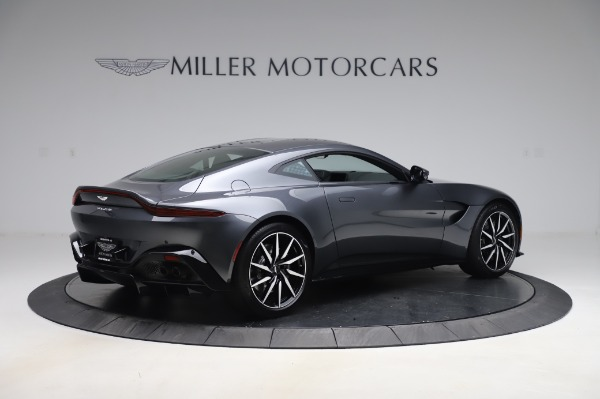 New 2020 Aston Martin Vantage Coupe for sale $182,781 at Pagani of Greenwich in Greenwich CT 06830 9