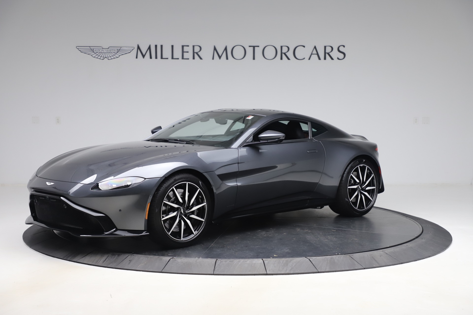 New 2020 Aston Martin Vantage Coupe for sale $182,781 at Pagani of Greenwich in Greenwich CT 06830 1