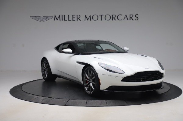 New 2020 Aston Martin DB11 V8 for sale $233,266 at Pagani of Greenwich in Greenwich CT 06830 10