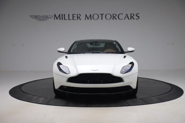New 2020 Aston Martin DB11 V8 for sale $233,266 at Pagani of Greenwich in Greenwich CT 06830 11