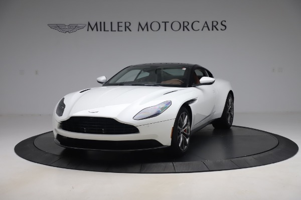 New 2020 Aston Martin DB11 V8 for sale $233,266 at Pagani of Greenwich in Greenwich CT 06830 12