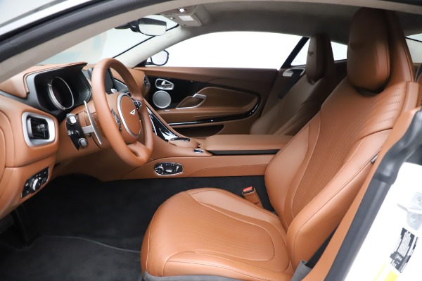 New 2020 Aston Martin DB11 V8 for sale $233,266 at Pagani of Greenwich in Greenwich CT 06830 13
