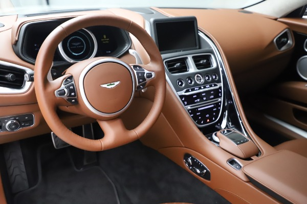 New 2020 Aston Martin DB11 V8 for sale $233,266 at Pagani of Greenwich in Greenwich CT 06830 14