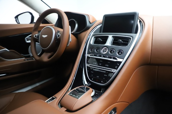 New 2020 Aston Martin DB11 V8 for sale $233,266 at Pagani of Greenwich in Greenwich CT 06830 18