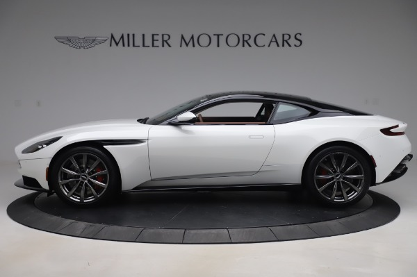 New 2020 Aston Martin DB11 V8 for sale $233,266 at Pagani of Greenwich in Greenwich CT 06830 2