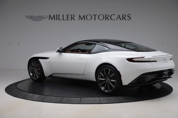 New 2020 Aston Martin DB11 V8 for sale $233,266 at Pagani of Greenwich in Greenwich CT 06830 3