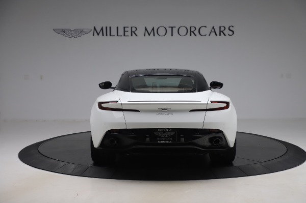 New 2020 Aston Martin DB11 V8 for sale $233,266 at Pagani of Greenwich in Greenwich CT 06830 5