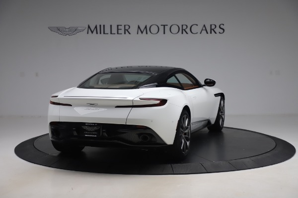 New 2020 Aston Martin DB11 V8 for sale $233,266 at Pagani of Greenwich in Greenwich CT 06830 6