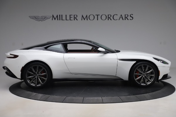 New 2020 Aston Martin DB11 V8 for sale $233,266 at Pagani of Greenwich in Greenwich CT 06830 8