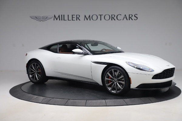New 2020 Aston Martin DB11 V8 for sale $233,266 at Pagani of Greenwich in Greenwich CT 06830 9